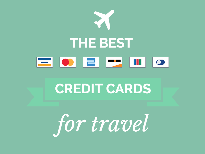 the two best credit cards for travel  Well-Traveled Wife