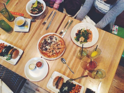 true food kitchen: a must in newport beach | well-traveled wife