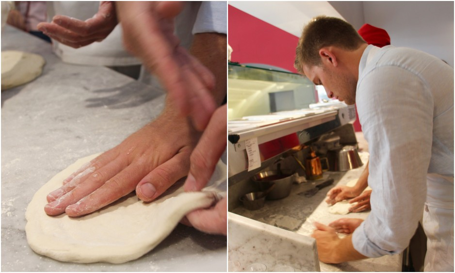 pizza making class in naples16