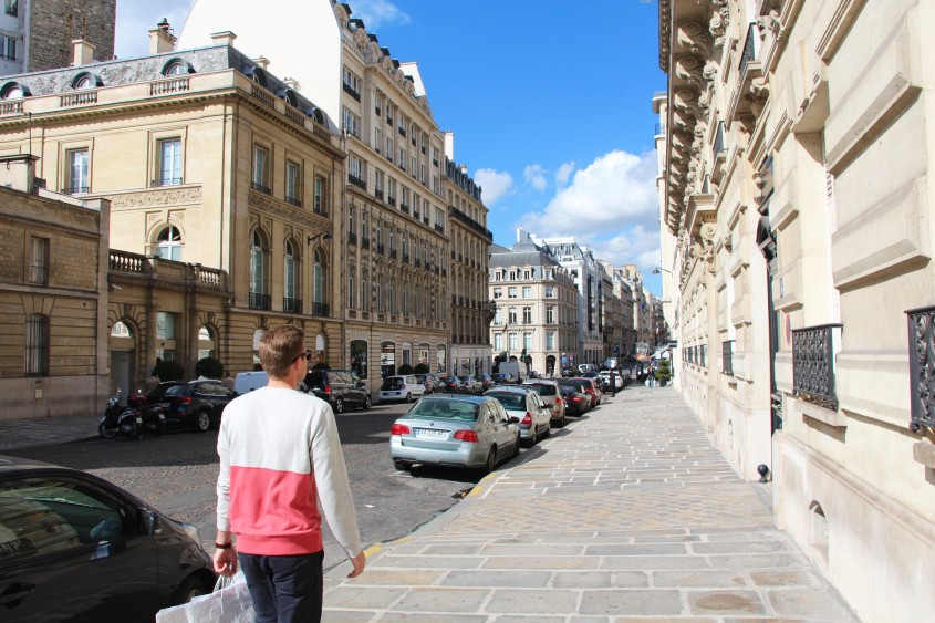 paris in the fall | Well-Traveled Wife