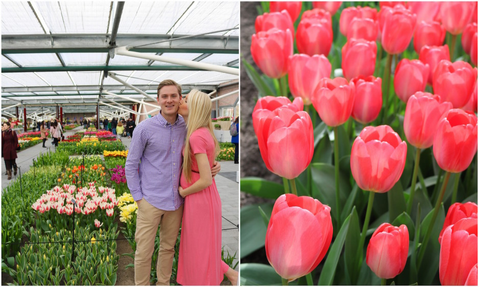 Easter at Keukenhof Tulip Festival4