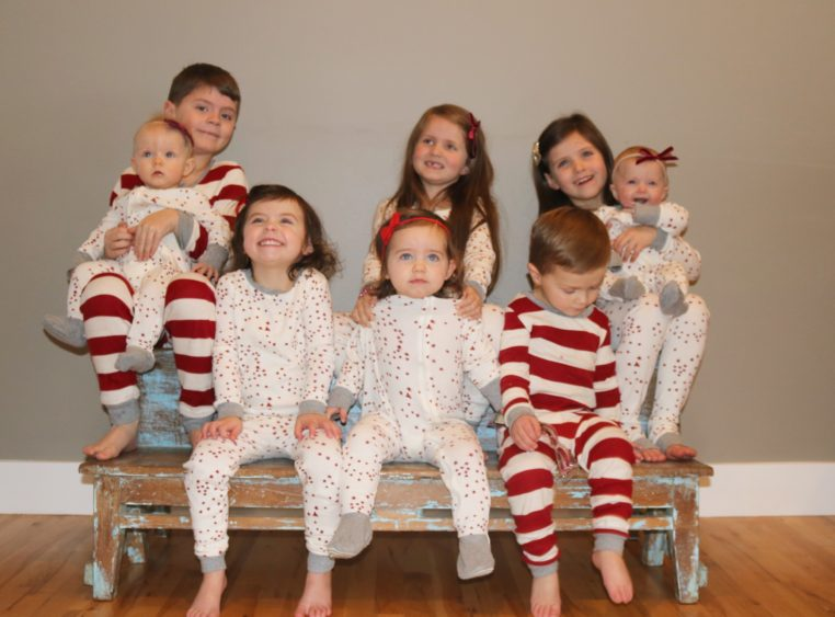 rigby cousin pictures in jammies