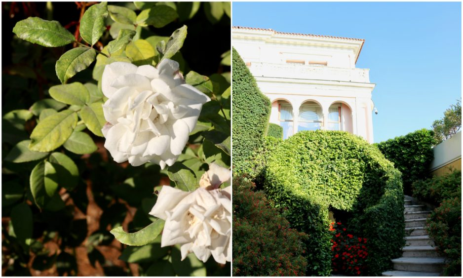 Villa et jardins ephrussi de rothschild well traveled wife for Jardin villa rothschild